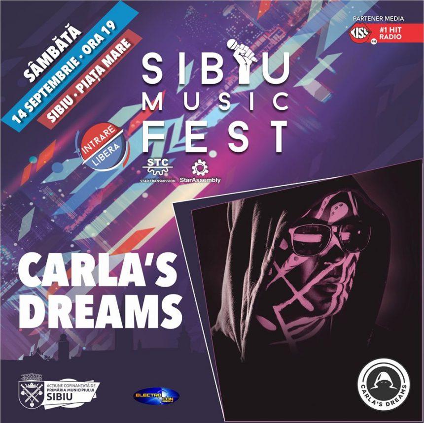 Cazare pensiune Sibiu Music Fest – Cei mai mari artiști români la momentul actual vin în Piața Mare