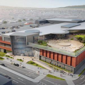 Cazare Sibiu la 3 minute de Promenada Mall – ia parte la deschiderea celui mai nou Mall din Sibiu